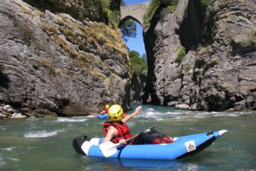 """ubaye mix"" raft and kayak"