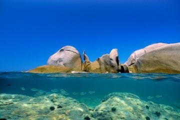 Snorkeling et littoral de balagne