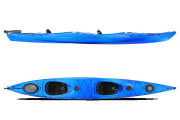 Dépôt vente - kayak biplace polaris 180 - 1.200 € à débattre