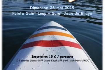 Paddle day - découverte / test stand up paddle - 26 mai 2019