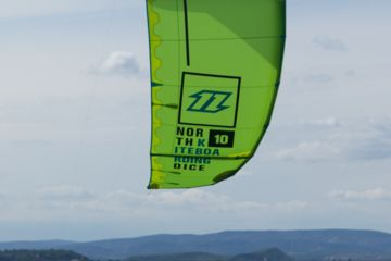 Coaching kitesurf : perfectionnement