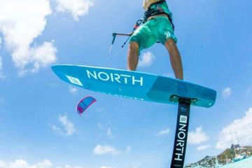 Cours particuliers kitefoil