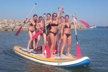 Location paddle géant gruissan