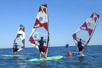 Stage collectif windsurf : débutant / intermédiaire