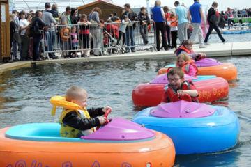 Location de bateau électrique pour enfant