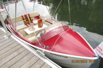 Location de bateau électrique sans permis lv