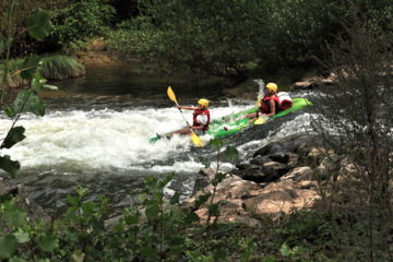 11 - 12 mai 2019 aveyron najac / canoe