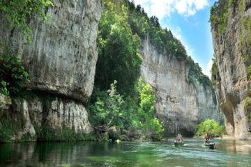 4 - 5 mai 2019 gorges du tarn / canoe-megacraft