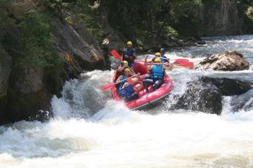 "1 er et 2 juin 2019  "" rafting vallee d'ossau """