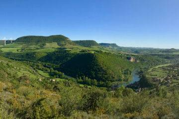 La vallée des dinos