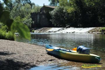 Camping st michelet to cazernau : 10km