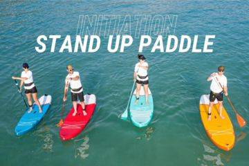 Cours paddle - 1 heure