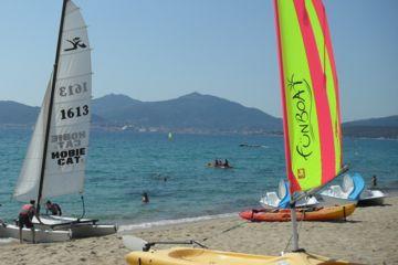 Location catamaran ajaccio - hobiecat16