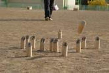 Tournoi de jeux de lancer (pétanque, molkky, kub, palet)