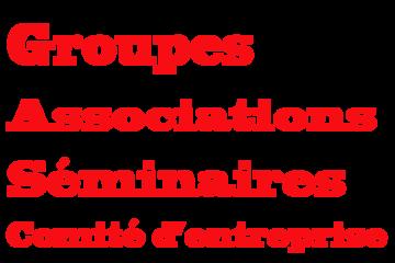 Associations - seminars - weddings - ardèche