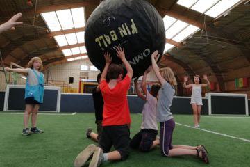 Kinball la roche sur yon