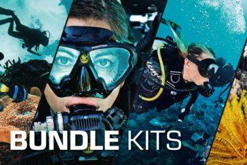 Pack open water diver + nitrox