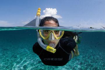 Sortie snorkeling demi journée