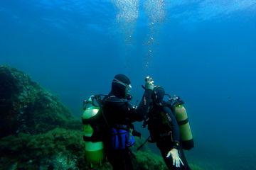 Stage de plongée niveau 2 à sainte-maxime