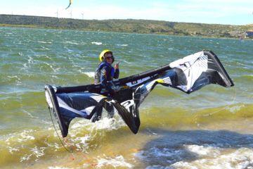 Stage et cours de kitesurf
