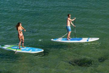 Location de paddle leucate - la palme - aude