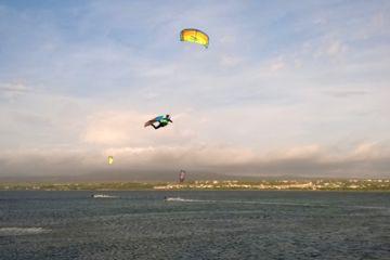 Cours de kitesurf perfectionnement leucate - la palme