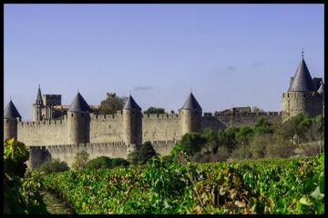 Visite de carcassonne en vélo électrique