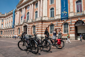 Toulouse city tour