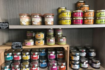 Balade gourmande: dégustez les produits locaux!