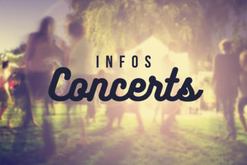 Infos / concerts