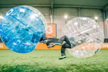 Classic bubble bump