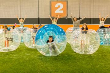 Anniversaire bubble bump
