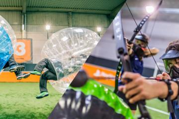 Pack bubble / archery