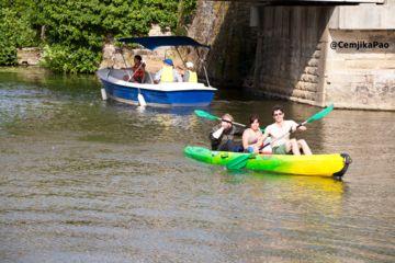Canoë kayak malicorne