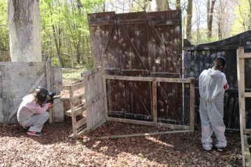 Paintball enfant  crouy-sur-ourcq
