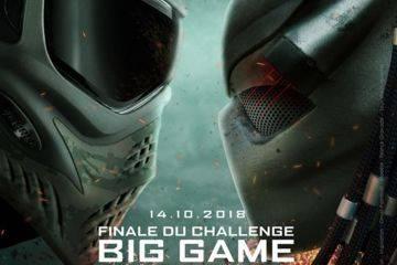 Méga game predator 13 et 14 octobre 2018 [complet]