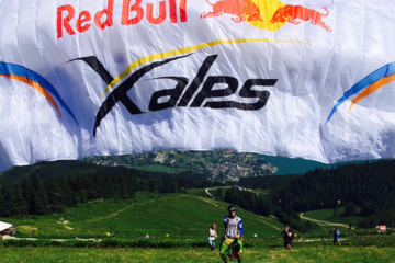 Stage x-alps 9 jours