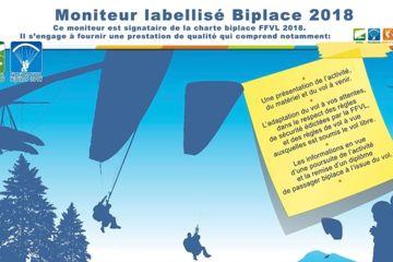 Label fédération française de vol libre 2018