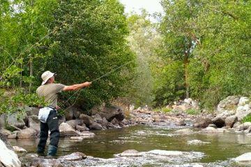 Initiation pêche à la mouche - séance découverte 3h
