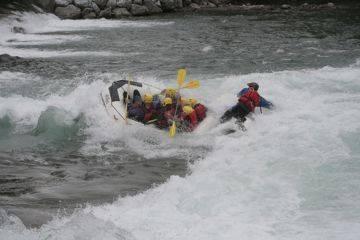 Sortie rafting spécial enterrement vie de garçon et jeune fille