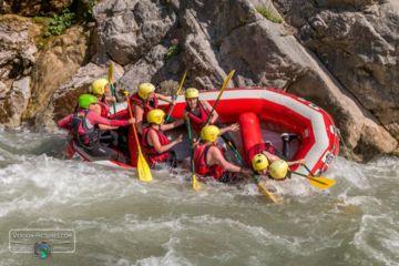 Rafting demi-journée | l'intégrale