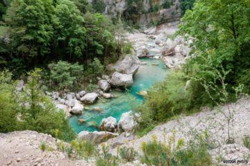 Half day aqua trekking trip