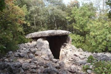 Randonnées dolmens de la grande pallière