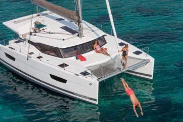 Sortie privatisée en catamaran à voiles depuis capbreton