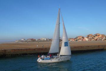 Sortie en voilier privatisé avec skipper