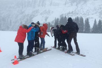 Engagement moniteur ski-snowboard-raquette