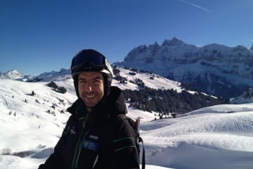 Vincent raboud - ski / télémark