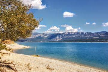 Demi-journée en pédalu au lac de sainte-croix