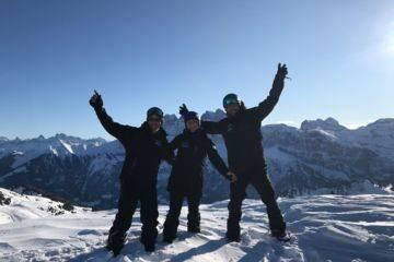 Discovery ski portes du soleil