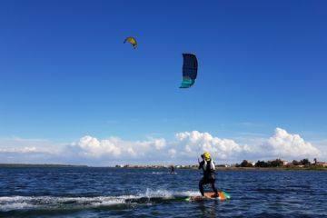 Cours & stage de kitesurf à la carte à frontignan